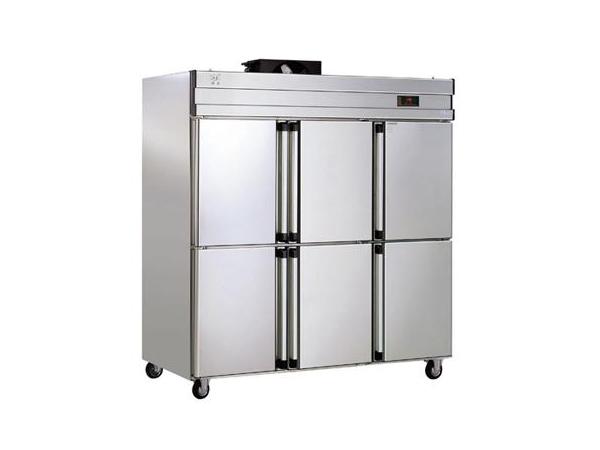 六门冷藏柜